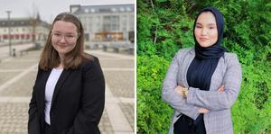 Moderata ungdomsförbundets Fredrika Albertsson och Zeinab Hussaini vill att könsstympning ska få en egen rubricering i brottsbalken.