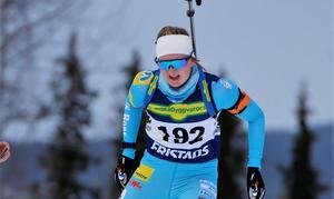 Emma Nilsson. Foto Håkan Blidberg.