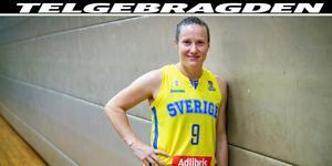 Elin Eldebrink är kandidat nummer tre som har chansen att vinna idrottspriset Telgebragden. Bild: Magnus Andersson/ TT.