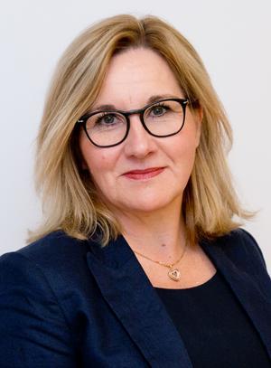 Lena Högback, enhetschef på Skolinspektionen. Foto: Skolinspektionen