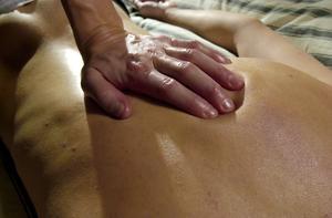 Massagebehandlingen i Edsbyn gjorde susen för Tomas Jonsson.