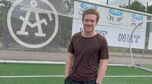 Fredrik Andersson är Kvarnsvedens nye sportchef. Bild: Kvarnsvedens IK