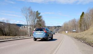 På och avfarterna till Alnöbron ska åtgärdas och få ny asfalt.