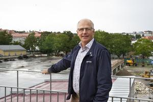 Morgan Persson, vd för Monitor ERP System AB.