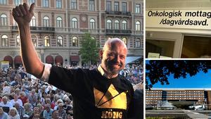 Fredrik Hallstensson utsågs till Årets Köng i tisdags.
