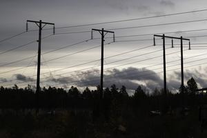 Datatrafiken äter upp en allt större andel av världens eltillgång. Långsiktigt är det inte hållbart, menar Erik Agrell, professor på Chalmers.