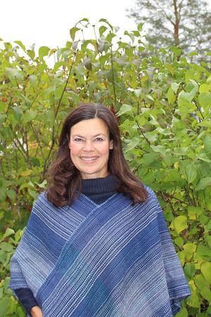 """Susanna Nordin blev """"årets formbärare"""" i Dalarna 2018. Foto: Pressbild"""