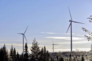 Vindkraften bidrar till att skapa välmående levande landskap och vindkraftverk i horisonten vittnar om ansvarstagande och omtanke för kommande generationer, skriver Charlotte Unger Larson, vd Svensk Vindenergi. Foto: Arkiv