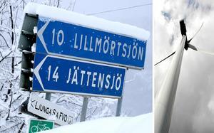 Kommunalrådets förslag om en vindkraftspaus välkomnas av boende i Lillmörtsjön, tillika närmsta granne med projektet Storåsen.
