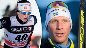 Marit Björgen är en av stjärnorna som stöttar Rickardsson.