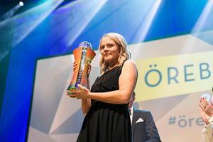 Josefin Stålberth, Årets örebroare 2016.
