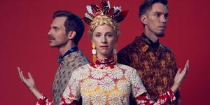Lena Jonsson Trio spelar musik inspirerad av både amerikansk samt svensk folkmusik och jazz.