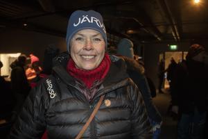 Maria Rosén, marknadsansvarig på Destination Järvsö.