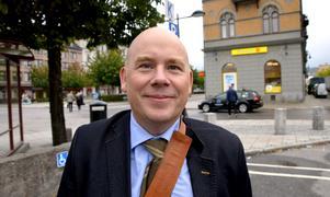 Fredrik Burvall, 51, advokat, Sundsvall: