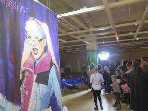 Gävlebördiga Peter Englund på Supershowen hade audition.