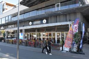 New York Legends på Atollen har bedrivit nattklubb trots att det strider mot deras hyresavtal, det menar fastighetsägaren Oiger Jönköping City AB.