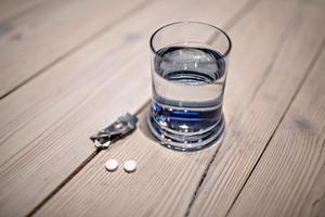 Va försiktig med pillerna!Foto: Thomas Winje Øijord/TT