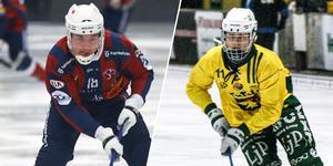 Katrineholm och Ljusdal drabbar samman i bandyallsvenskan.