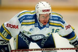 Niklas Eriksson var trogen Leksand mellan 1985 och 2005 – bortsett en säsong i HIFK. Foto: Bildbyrån.