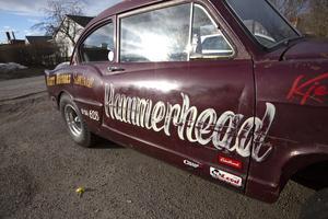 Bilen är döpt till Hammerhead.
