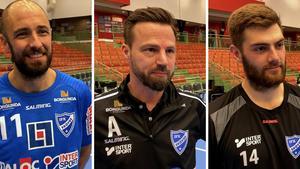 TV: IFK Skövde vann första semin – hör profilernas analyser