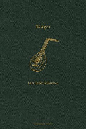Omslaget till Lars Anders Johanssons vissamling