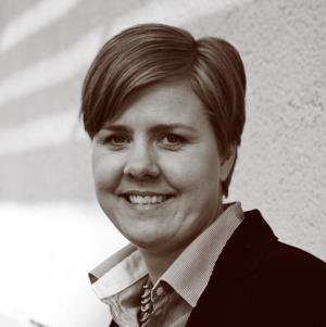 Jenny Linghede, projektchef Samhällsbyggnadsbolaget Bild: pressbild