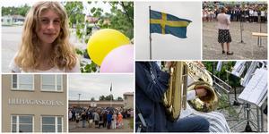Nykvarns grundskolor avslutade läsåret på tisdagen. Klara Borg – som inte längre går i åttan – var en av flera elever som fick pris under avslutningen på Lillhagaskolan.