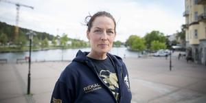 Mona Eriksson Ekendahl tog nyligen fem av sex guld i Svenska taekwon-do-ligan men är inte riktigt nöjd.