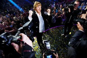 Lindesbergaren Martin Almgren vann Idol. Arkivbild: Filip Erlind