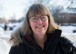 Inger Lunderäng, 56 år, projektledare, Njurunda