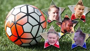Spana in listan för att se vilka Sporten har plockat ut som länets hetaste spelarprofiler i den lokala fotbollen.