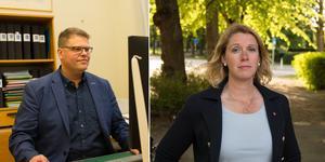 Kommunalråd Anders Wigelsbo (C) och oppositionsråd Ulrika Spårebo (S) är överens om att pengarna är välkomna, men också att bidraget inte kommer att lösa alla problem.