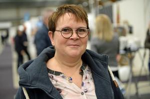 Marja Jänttii-Hämäläinen, 54, undersköterska, Gottröra.