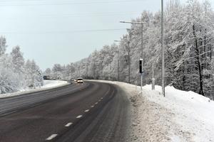 Sommaren 2016 fanns inga trafiksäkerhetskameror i Örnsköldsvik. Inom de närmaste dagarna tas sju nya i bruk.