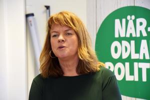 Karin Jonsson (C) föreslås bli kommunstyrelsens nya ordförande i Krokom.