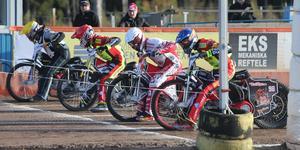 Sporten satsar stort på Rospiggarna i elitserien, men även på GP-tävlingen i Hallstavik den 6 juli.