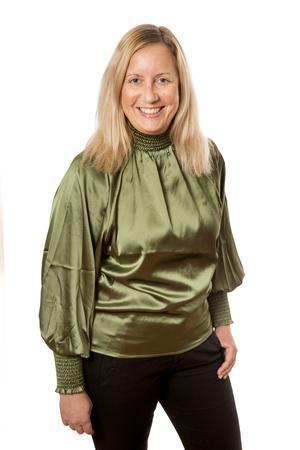 Susanne Fredriksson, chefredaktör och ansvarig utgivare för Nynäshamns Posten.