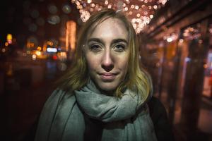 Emelie Kastberg, regissör och projektledare, medverkar själv i sin film om #metoo.