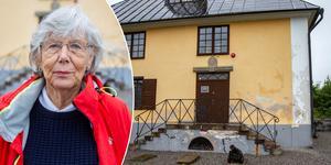 Elisabet Breig Åsberg är bekymrad över museet. Föreningen har påtalat problem i flera år men än har ingenting hänt.
