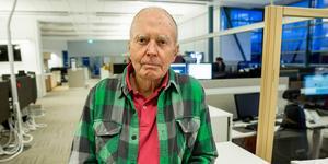 Anders H Pers, huvudredaktör och VD för Vestmanlands Läns Tidning mellan 1978 och 1996.
