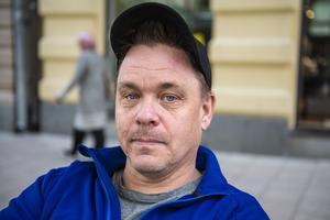 Magnus Johansson, 50 år, elektriker, Kiruna.