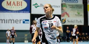 VI:s Emma Aarnio gjorde fyra mål i förlustmatchen mot Skara.