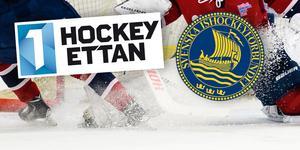 Hockeyettan går emot Svenska Ishockeyförbundet. Foto: Anders Bjurö (Bildbyrån).