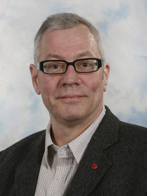 Hans Jansson, Vänsterpartiet, regionstyrelsens förste vice ordförande.