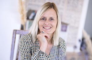 Juristen och målsägarbiträdet Ulrika Rogland fyller 55 år den 14 oktober.Foto: Johan Nilsson/TT