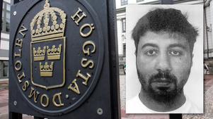 Bernard Khouri, dömdes till livstids fängelse.
