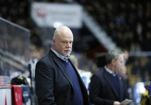 Roger Melin menar att laget behöver få upp farten i allt. Foto: Christine Olsson/TT.