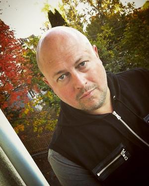 Tomas Lingman, arrangör av Club Oscars.