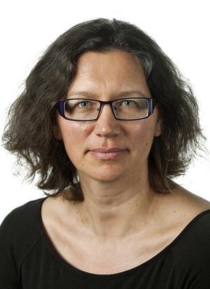 Indre Bileviciute-Ljungar, överläkare på smärt- och utmattningsrehab på St. Görans sjukhus i Stockholm. Foto: Karolinska institutet